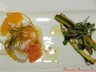 citrus-langoustine-zucchini